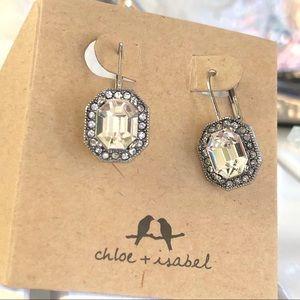 Chloe and Isabel Beautiful Art Deco Drop Earrings